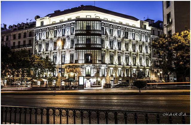 Madrid, no duerme de noche