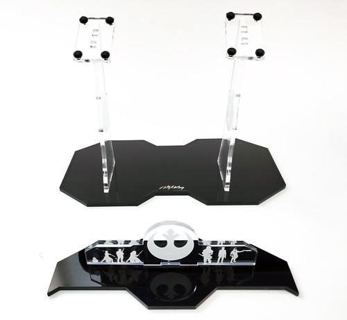 AcryliKing Display Stand