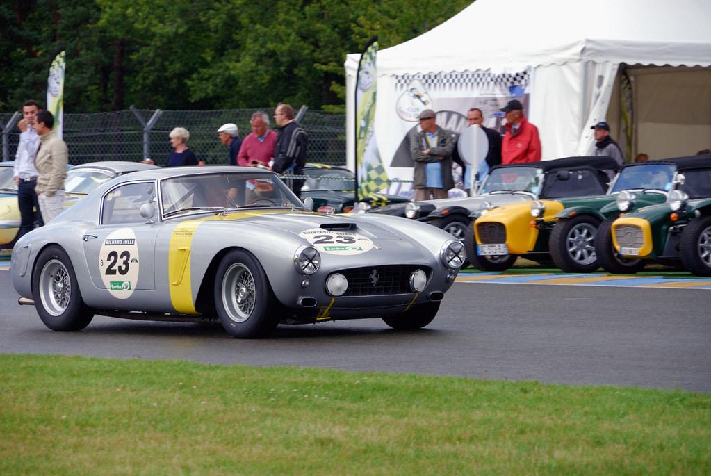 1960 Ferrari 250 GT SWB Berlinetta 2069 GT