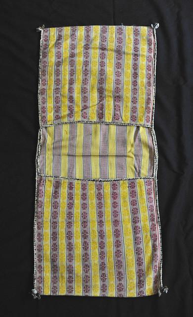 Peru Textiles Alforja Bags Weavings