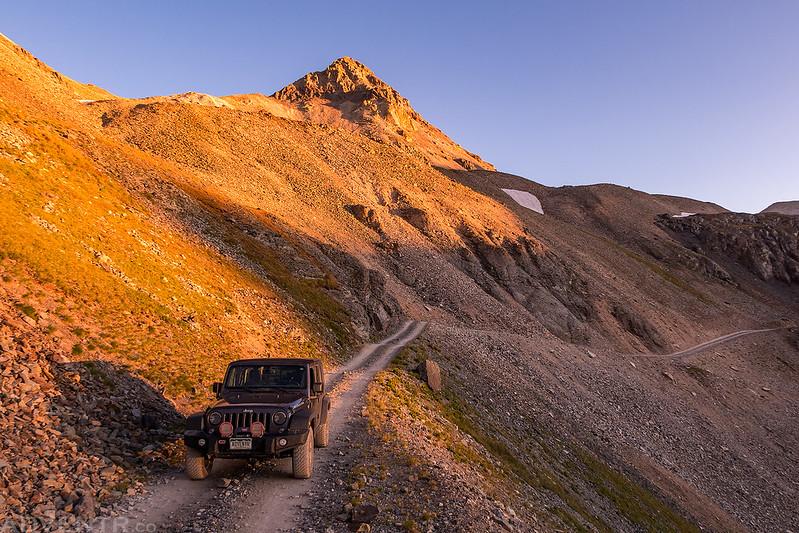 Black Bear Pass Road