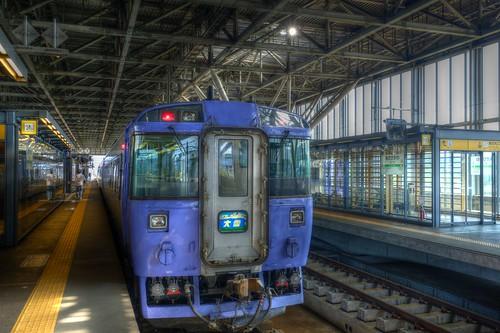03-09-2019 Asahikawa Station (9)