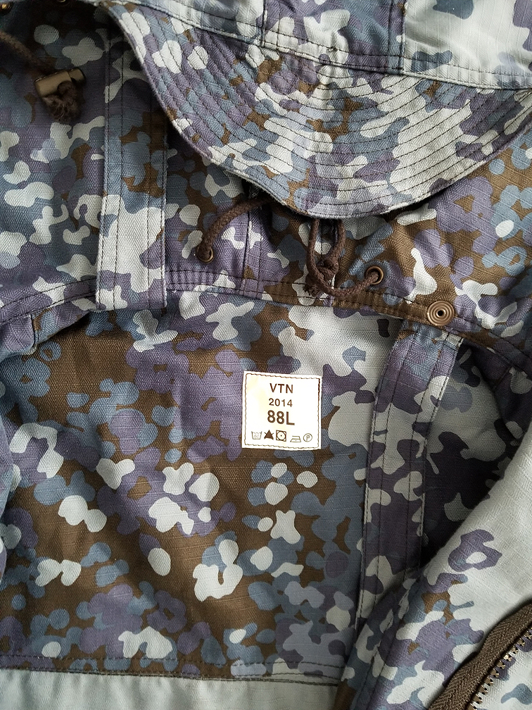 CENTAC/CENZUB - La FORAD (Forces adverses permanente) blue flecktarn pattern 48733352443_1302c9d6df_o