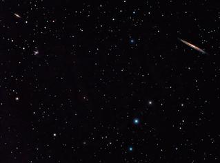 NGC5907-NGC5905-NGC5908
