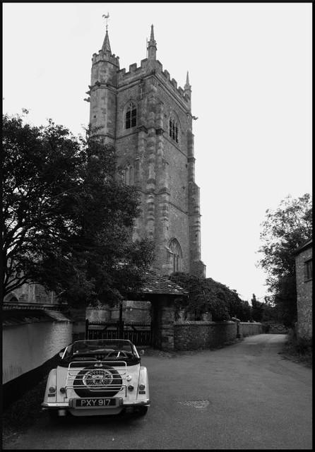 Broadhembury Church