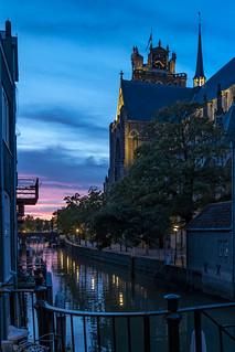 Het blauwe uurtje | Grote Kerk Dordrecht
