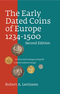 Early Dated Coins of Europe 2nd ed book cover