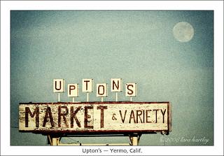 Upton's — Yermo