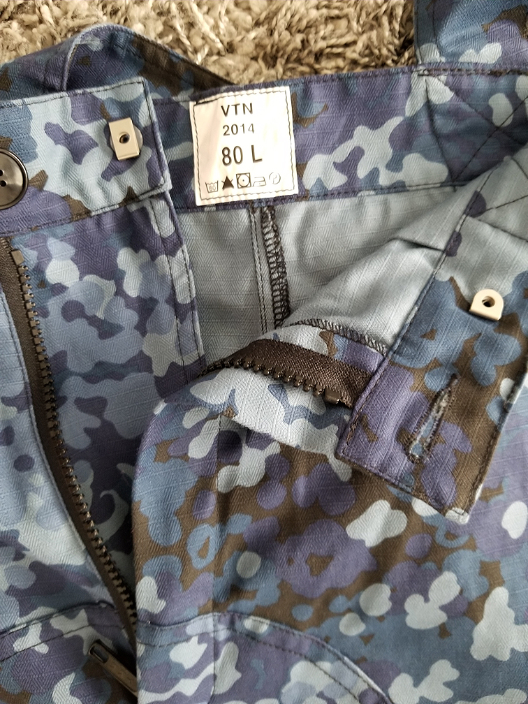 CENTAC/CENZUB - La FORAD (Forces adverses permanente) blue flecktarn pattern 48733684841_0ce617ff81_o