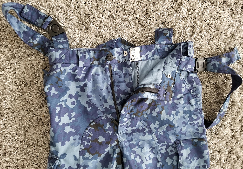 CENTAC/CENZUB - La FORAD (Forces adverses permanente) blue flecktarn pattern 48733685006_062b5d898f_o
