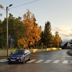 Fall in Tromsø
