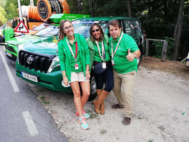 Etapa 20 La Vuelta 2019 (Arenas de San Pedro - Gredos)