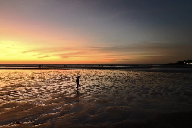 tramonto a Jeri