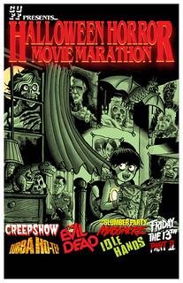 CUFF Halloween Horror Marathon 2019