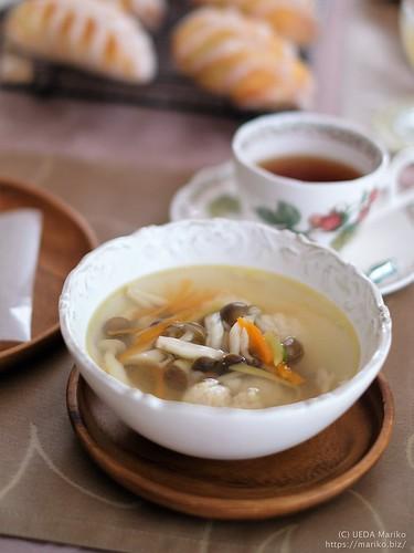 鶏と生姜スープ 20190914-DSCT6822 (2)