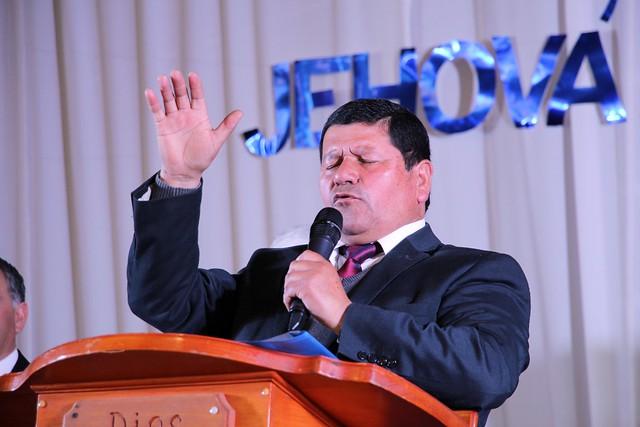 15º Servicio de Acción de Gracias Evangélico de la comuna de Colbún