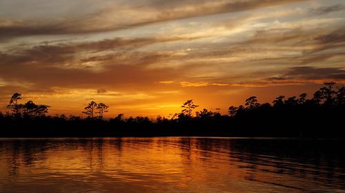 sunset sunsetsandsunrisesgold spectacularsunsetsandsunrises cloudsstormssunsetssunrises fairfieldharbour northcarolina sony sonya58 sonyphotographing northwestcreek