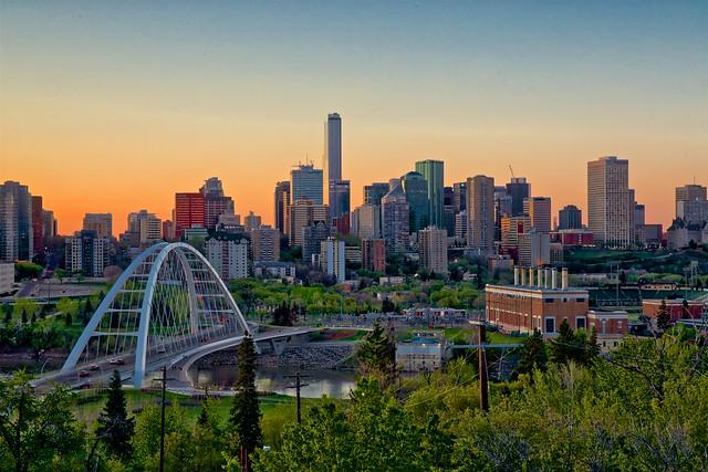 Edmonton 2019 Skyline
