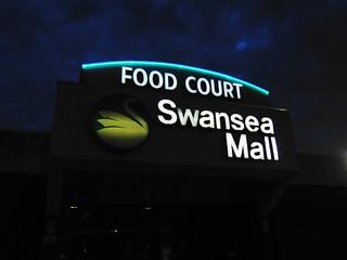 Closed Swansea Mall (Swansea, Massachusetts)