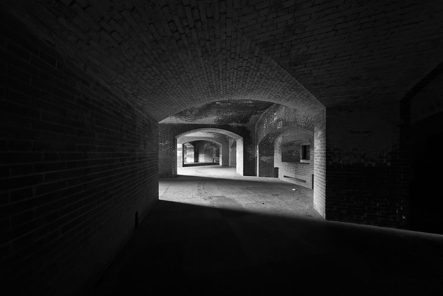 Fort Point (P-3) #1