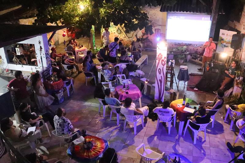 Oficina de Elaboração de Projetos do Conexões Culturais 2019 - Vila Vagalume