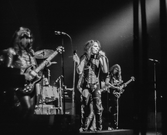 Alice Cooper in Seattle
