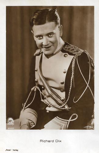 Richard Dix in Moran of the Marines (1928)
