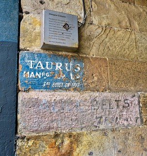 Taurus, Glasgow, UK
