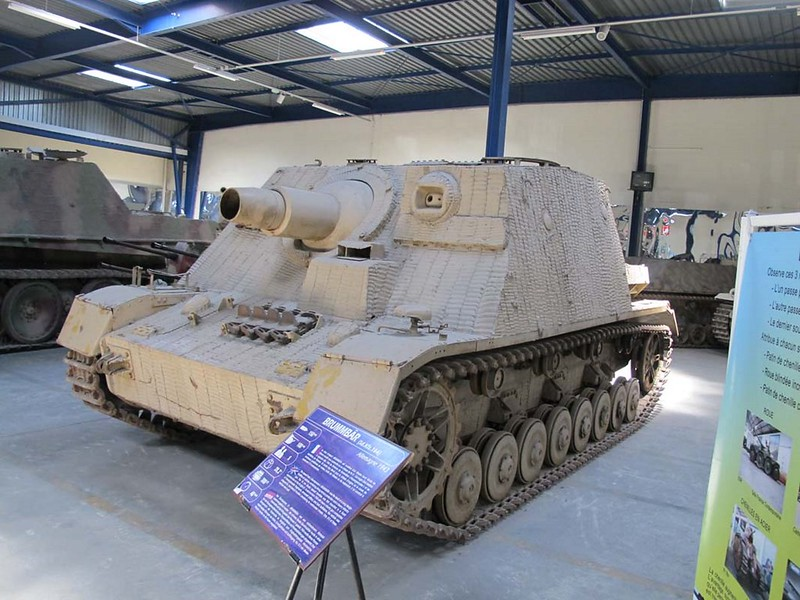 Sdkfz 166 Brumbar 6