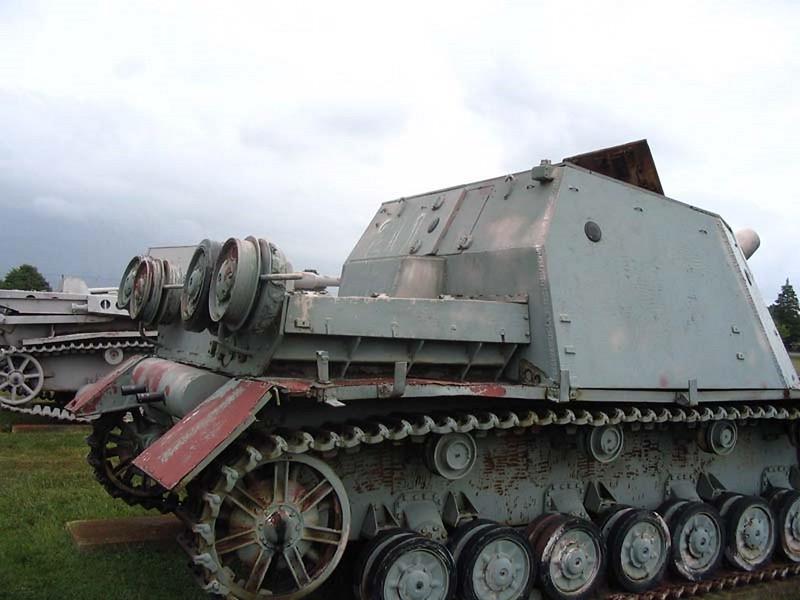 Sdkfz 166 Brumbar 5