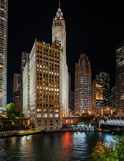 The Wrigley Building, Chicago [Explored]