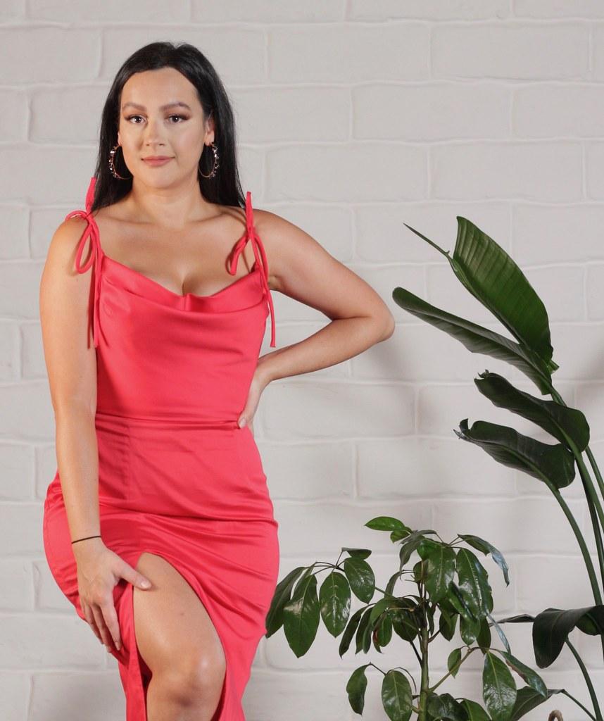 Salsa Dress - Julia Bobbin