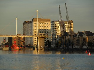 Royal Victoria Dock.