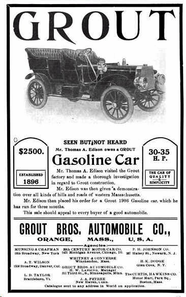 1906 Grout