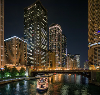 Chicago River, Chicago [Explored]
