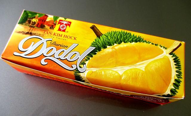 Durian dodol