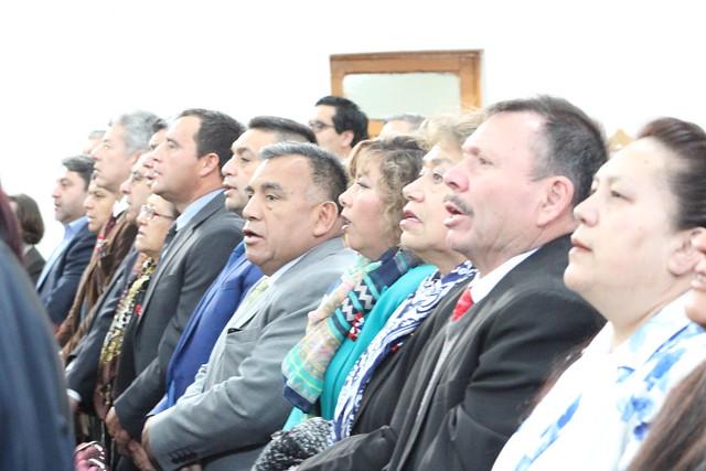 Servicio de Acción de Gracia de las iglesias  evangélicas  de la provincia del Maipo