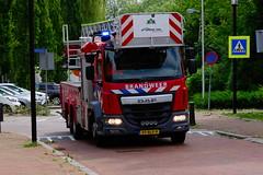 Brandweer Rotterdam-Rijnmond, Kazerne Groene Tuin Roepnummer: 17-3751