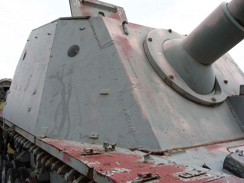 Sdkfz 166 Brumbar 3