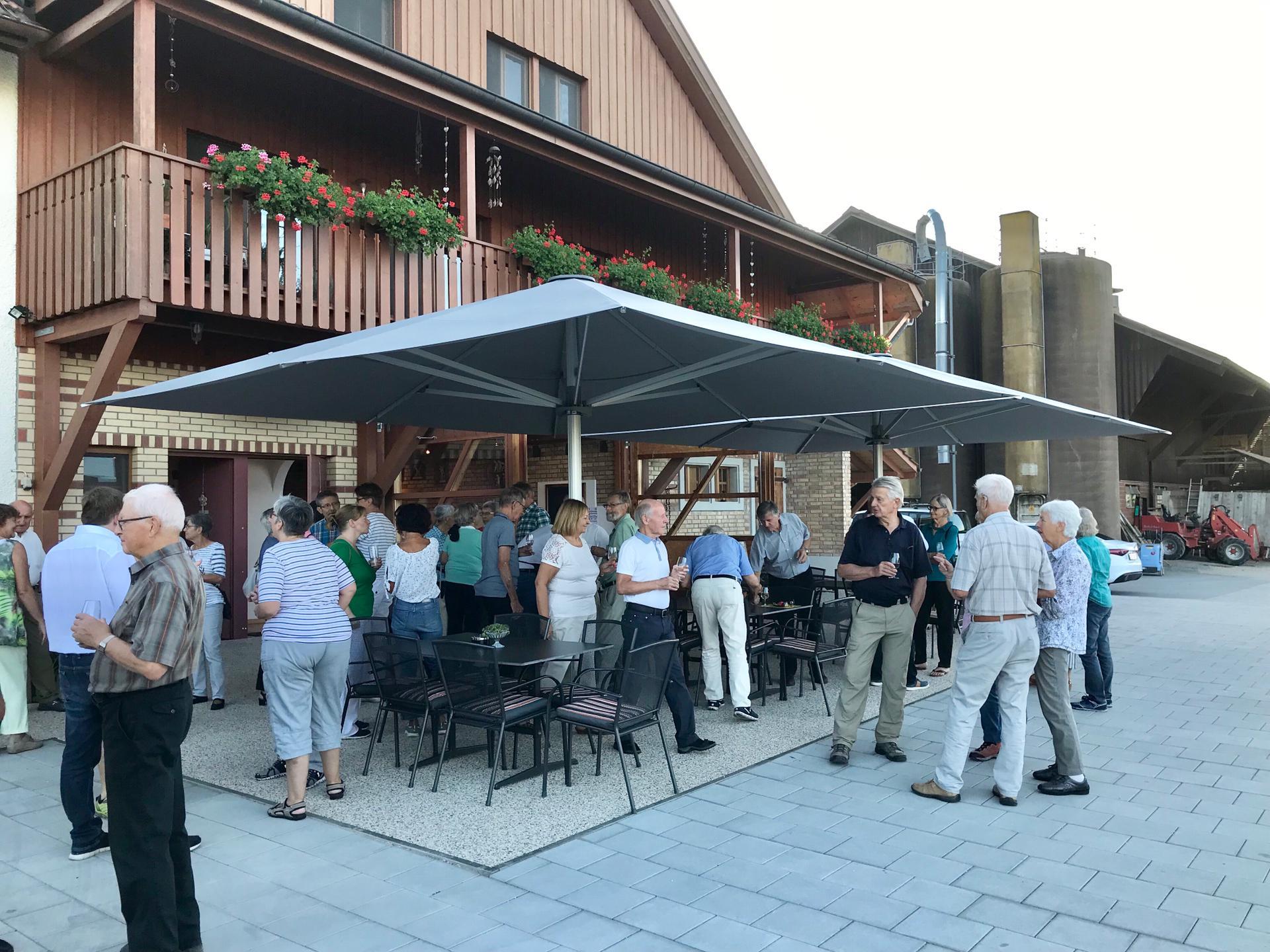 Sommer-Säuli 30. Aug. 2019