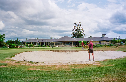 2001 01 09 Huapai Golf Club-1 | by Vibeke Friis