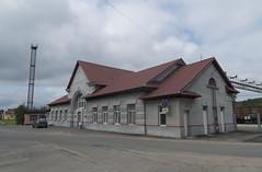 Sebezh railway station, 01.09.2019.