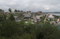 View over Sebezh, 01.09.2019.