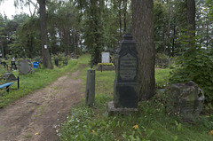 Polish cemetery, 01.09.2019.