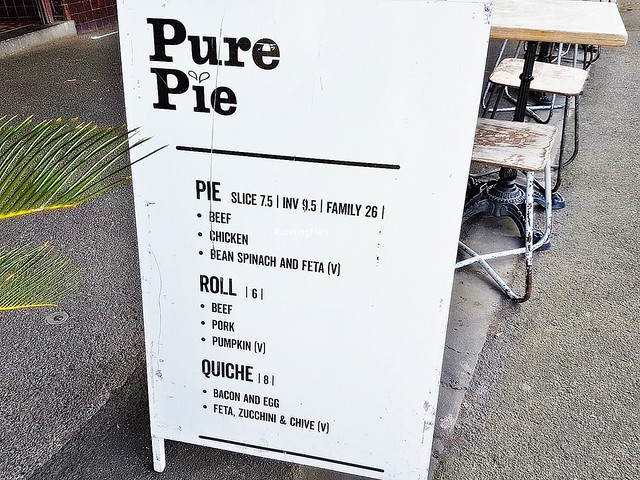 Pure Pie Standee