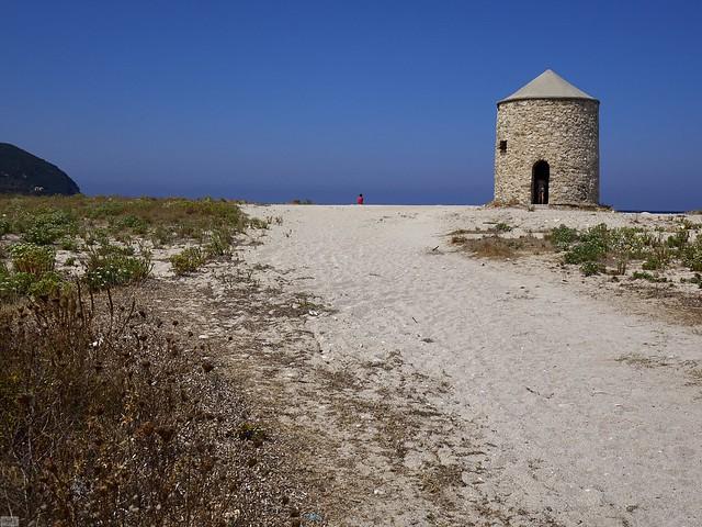 Lefkada, Aghios Joannis beach