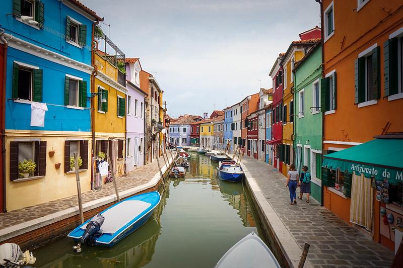 Burano Venetsia