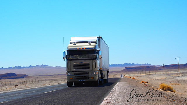 Trucking Africa