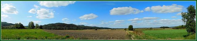 Góry Sowie - panorama.