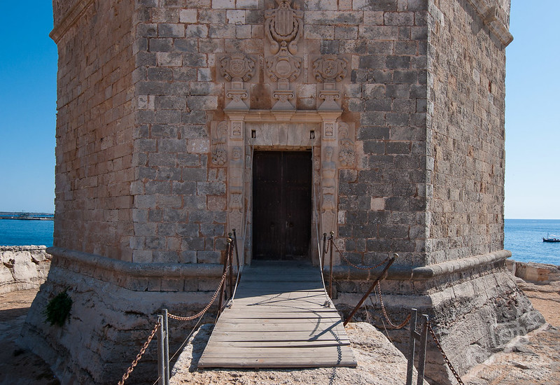 Torre de San Nicolás en Ciudadela